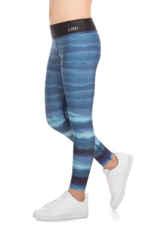 Calça Legging Dizzy Reversible Jeans Kids
