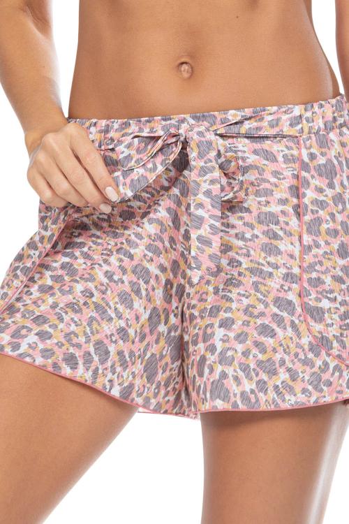 Shorts Tie Animal