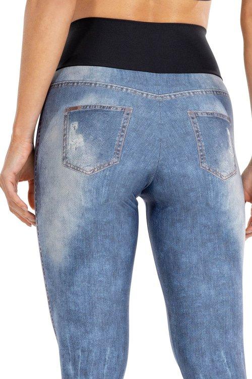 Calça Fusô Jeans Breeze