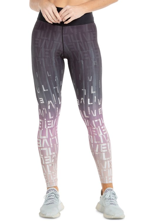 Calça Legging Icon Sheen