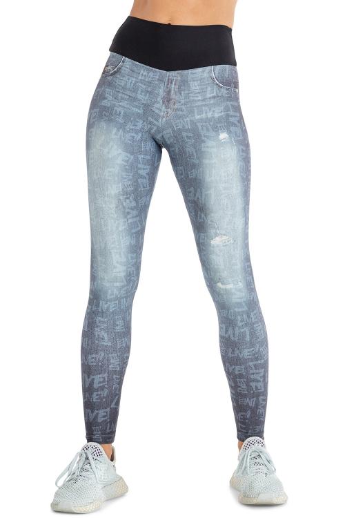Calça Legging Jeans Live!