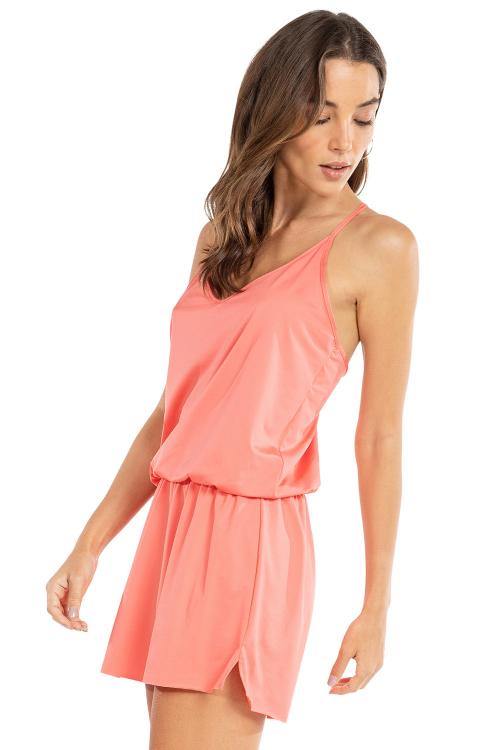 Vestido Strappy Essential Touch