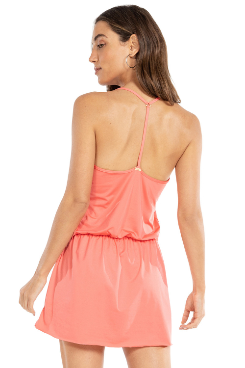 Vestido Strappy Essential Touch