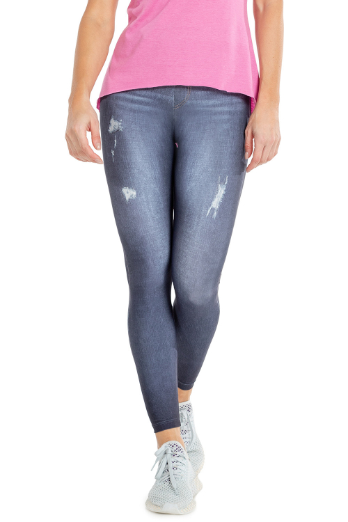 Calça Legging Light Jeans