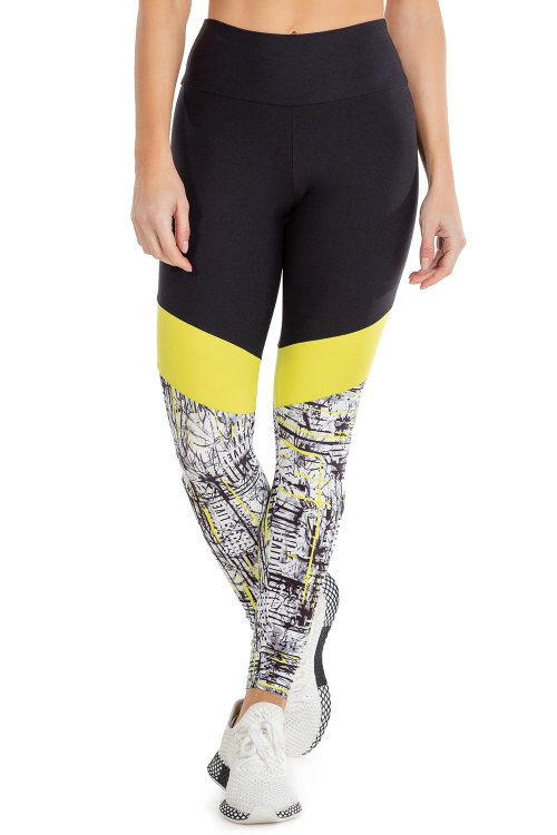 Calça Legging Power Coach