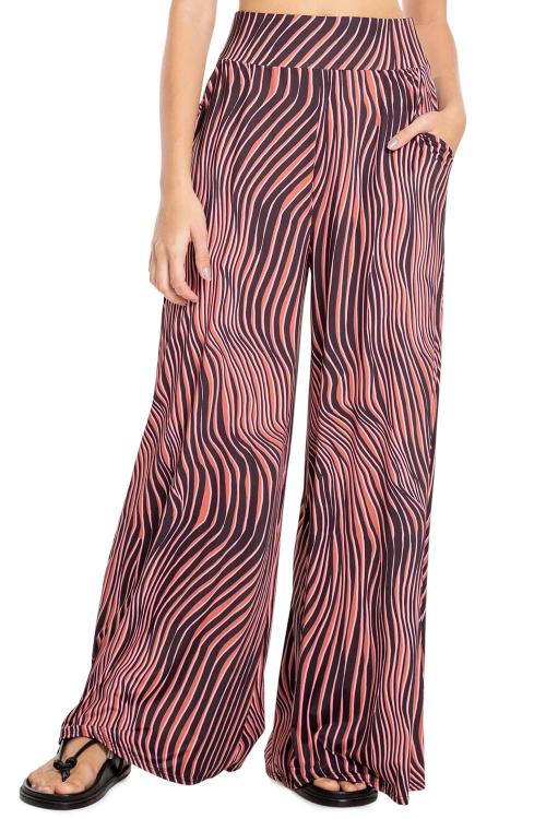 Calça Pantalona Lion