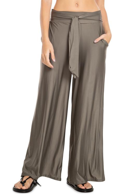 Calça Pantalona Tie