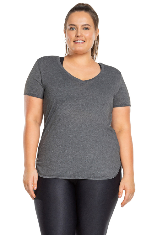 Blusa Comfy Plus Size