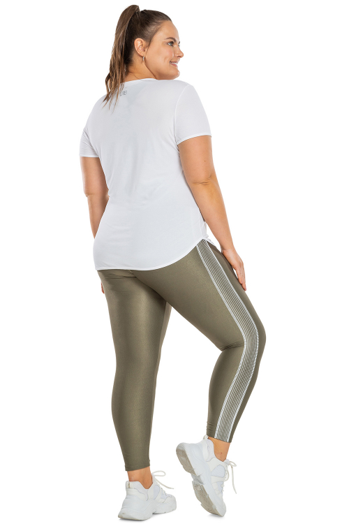 Calça Legging Signature Plus Size