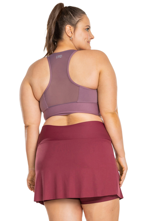 Saia Essential Sportif Plus Size