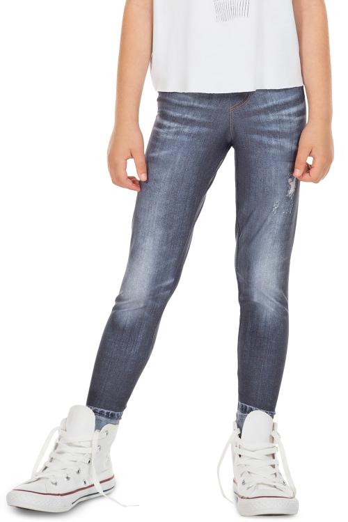 Calça Legging Jeans Power Kids