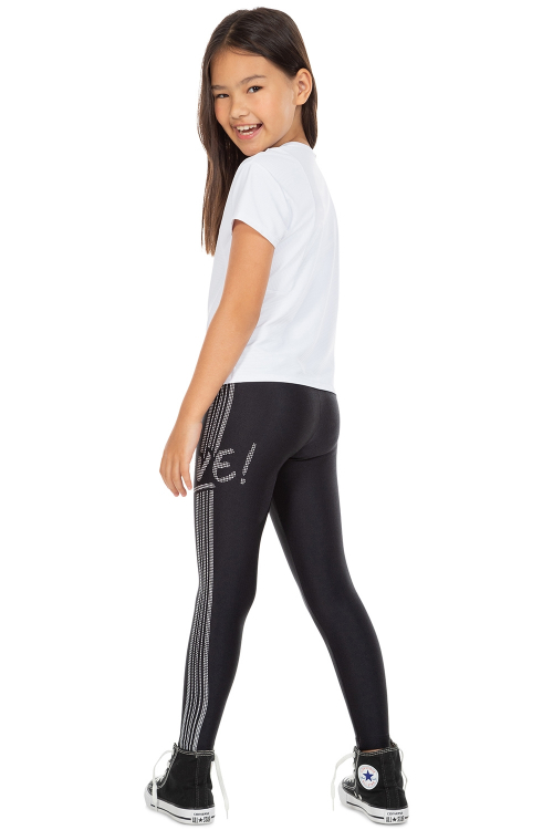 Calça Legging LIVE! Signature Kids