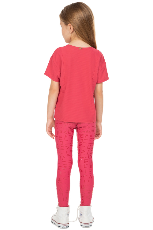 Calça Legging LIVE! Icon Lux Kids