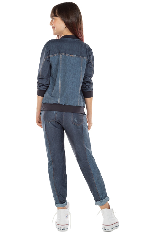 Jaqueta Jeans Daily Kids