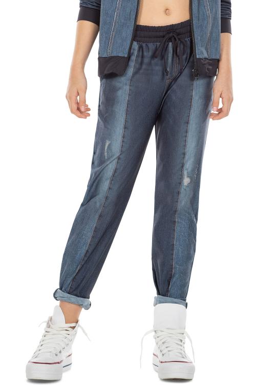 Calça Boyfriend Jeans Daily Kids