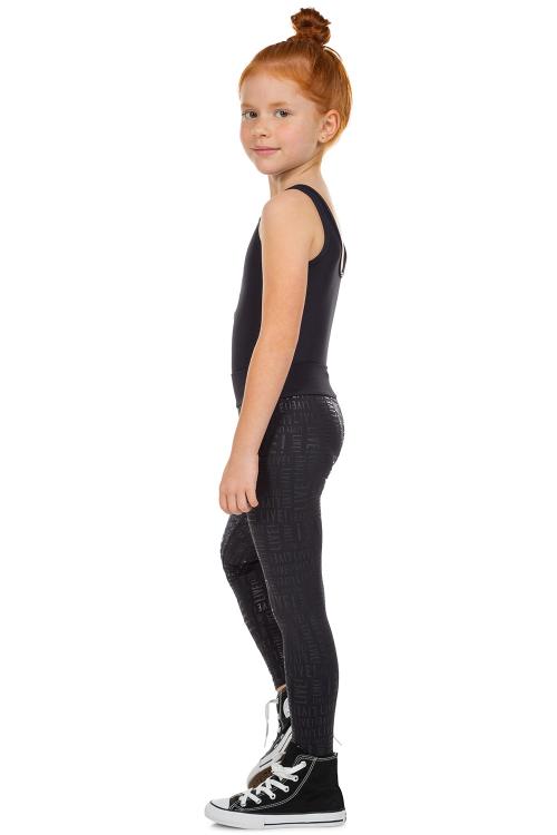 Calça Legging Live! Essential Kids