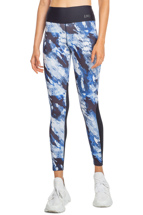 Calça Legging Fierce Galaxy