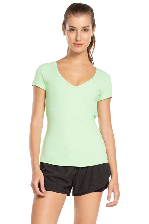 Blusa Intensity V Neck