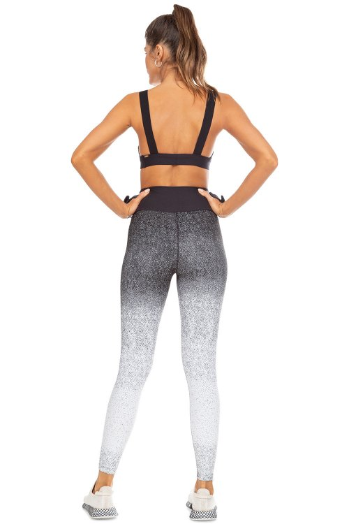 Calça Legging Fade Out Effect