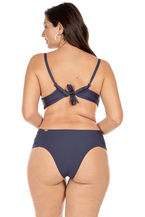 Biquíni Essential Plus Size Azul