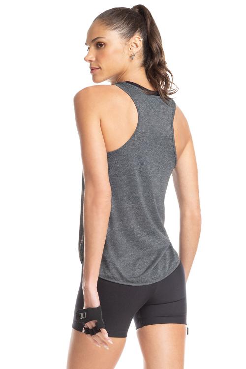 Regata Comfy Colors Mescla e Shorts Active Essential